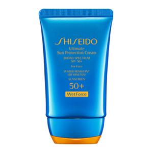 Shiseido Ulitmate Sun Protection Cream SPF 50+