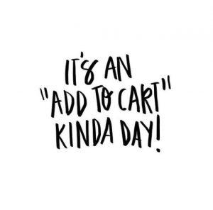 b&w add to cart