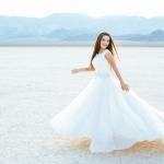 Las Vegas Desert Bridal Shoot | Gaby J Photography