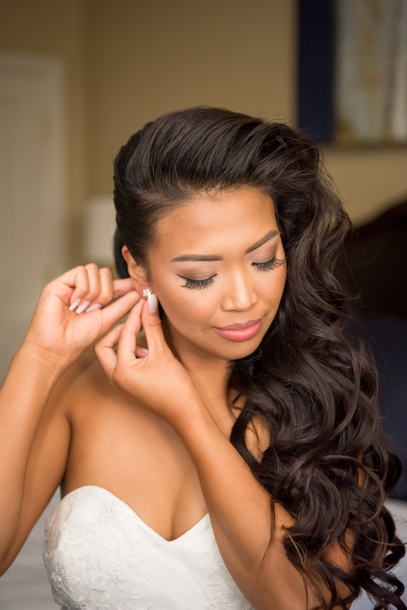 Do I Need Extensions For My Wedding Makeup In The 702