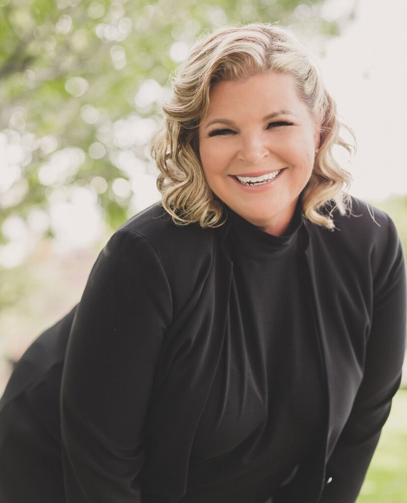 Meg Payne, Owner and Creative Director of Makeup In The 702